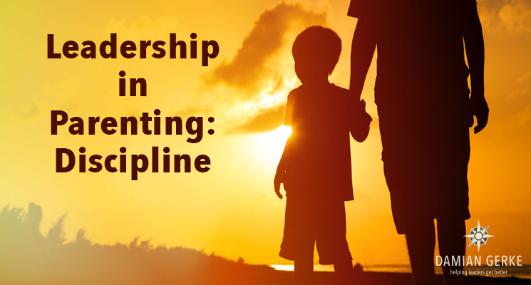 Discipline is not punishment