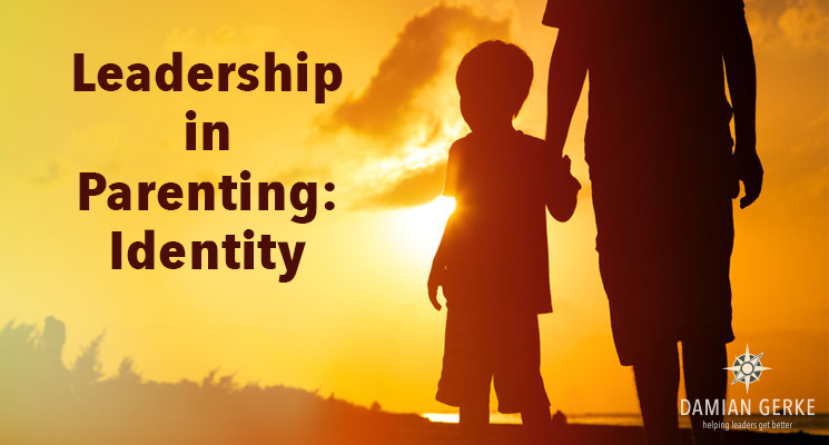 Parental leadership shapes their kids' identity