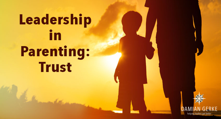 Providing trust is a key leadership behavior