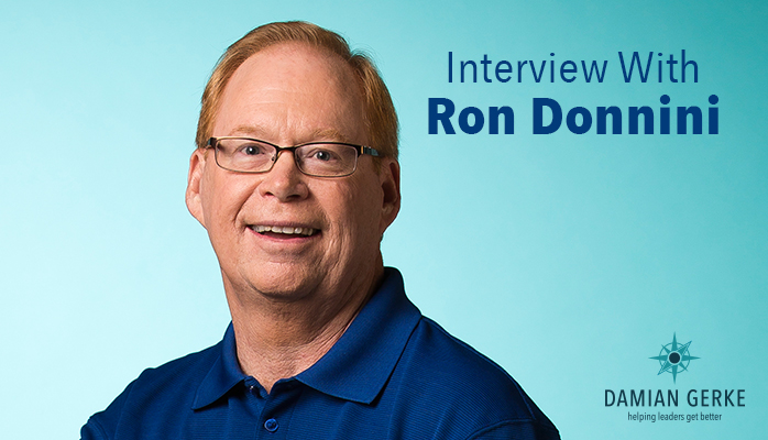 Interview with Ron Donnini