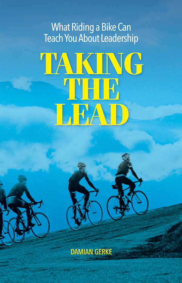 Taking the Lead front cover